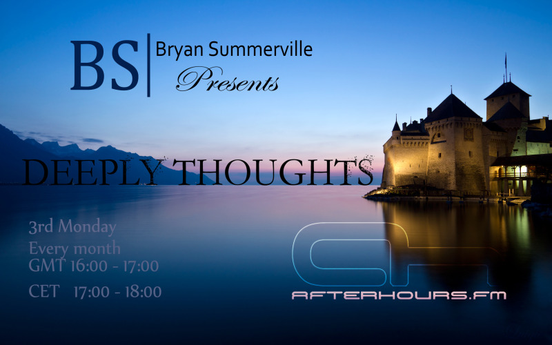 Bryan Summerville - Deeply Thoughts 037