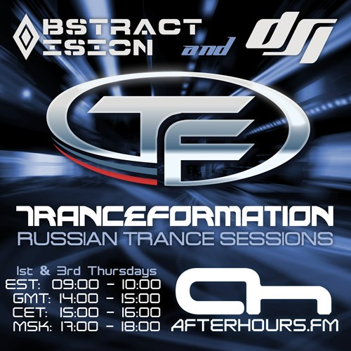 Abstract Vision & DSI - TranceFormation Russian Trance Sessions 050 (19-08-2010)
