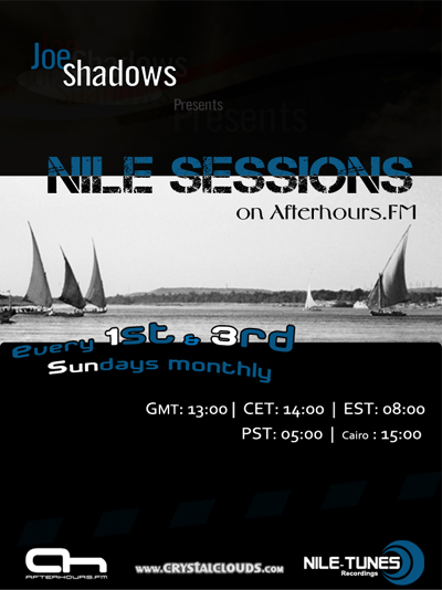 Joe Shadows - Nile Sessions 064