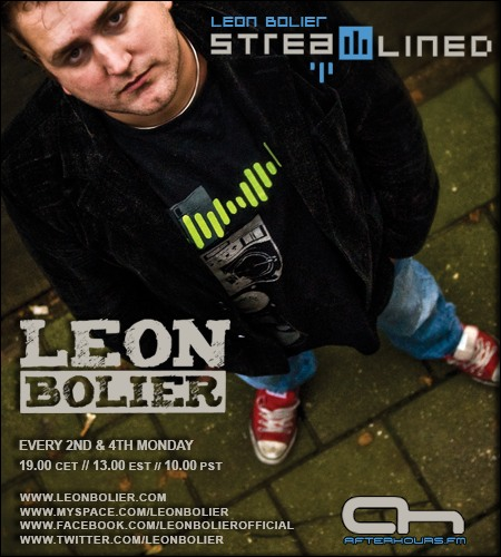 Leon Bolier - StreamLined 067